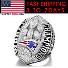 2018 2019 NEW England Patriots Replica Ring Super Bowl LIII Champions Brady NEW on eBay