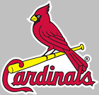 St Louis Cardinals MLB Decal Sticker Choose Size 3M air release BUY 3 GET 1 FREE on Ebay