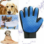 ✅Pet Dog Cat Grooming Glove Dirt Hair Remover Brush Glove for Gentle Deshedding✅