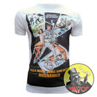 Premium James Bond 007 Moonraker Inspired Mens Womens Unisex Organic T-Shirt £11.95 GBP on eBay