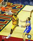 LeBron James Cleveland Cavaliers NBA Photo SA208 (Select Size) on eBay
