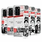 CUSTOM PERSONALIZED 5SOS SONG TITLES BACK CASE FOR HUAWEI PHONES 1