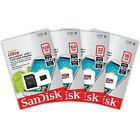 SanDisk 32GB 32G A1 C10 Micro SD SDHC Card 100MB/s Ultra SDHC UHS-I With Adapter