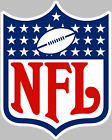 NFL Football logo Chose Size Decal Sticker 3M Vinyl BUY 3 GET 1 FREE