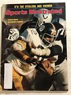 1975 Sports Illustrated PITTSBURGH Steelers vs RAIDERS AFC Champs FRANCO HARRIS