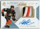 2018-19 SP Authentic Limited Patch Autographs Future Watch RC 4 Clrs GU Auto $60.0 USD on eBay