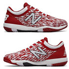 New Balance Cardinal /White Men's Baseball Turf Shoes 4040v5 Turf Trainer Cleat