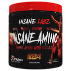 INSANE LABZ - INSANE AMINO HELLBOY EDITION-BCAA WITH ENERGY-30 SRVGS-3 FLAVORS