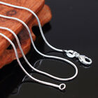 Fashion Women Silver Plated Multi-layer Snake Chain Necklace Party Jewelry Code