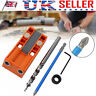 More images of Mini Pocket Hole Jig Kit w /  Step Drill Bit Kreg Style Woodworking Joint Tool RBU
