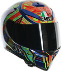 AGV Adult Motorcycle K3 SV Full Face Continental 46 Rossi Helmet Size S-2XL