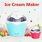 05 Litre Mini Ice Cream Maker Sorbet Frozen Yoghurt Machine Dessert Bowl