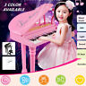 More images of 31 Key Kid Electronic Keyboard Mini Grand Piano Stool Microphone Musical Toys