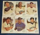 2019 Topps Allen & Ginter Baseball Base 1-300 with SPs Trout Acuna Judge U Pick