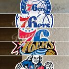 Philadelphia 76ers Sticker Decal Vinyl NBA Here Come the Sixers trust process on eBay