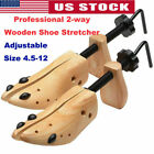 Kyпить 2pcs/1pcs Pro 2-way Wooden Shoe Stretcher for Men/Women US Size4.5-12 Adjustable на еВаy.соm