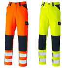Dickies Everyday Trousers Mens Hi Vis Durable Industrial Work Pants SA24/7R
