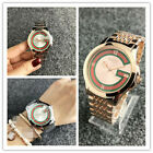 Luxury Brand Men's Women's Watch Style Quartz Stainless Steel Watch image
