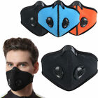 Kyпить Half Face Respirator Mask Dust Proof Filtered Activated Carbon Filtration US на еВаy.соm