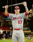 Mike Trout Los Angeles Angels MLB MVP Trophy Photo SD035 (Select Size) on Ebay