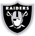 Oakland Raiders NFL Decal Sticker Choose Size 3M air release BUY 3 GET 1 FREE $10.95 USD on eBay