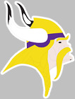 Minnesota Vikings NFL Decal Sticker Choose Size 3M air release BUY 3 GET 1 FREE on eBay