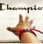 Limited Rastaclat x Champion Classic Braided Wristband Bracelet Jewelry US STOCK