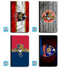 Florida Panthers Leather Passport Holder Cover Case Travel Wallet $7.99 USD on eBay