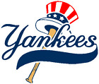 New York Yankees  corn hole set of 2 decals ,Free shipping, Made in USA #1 on Ebay