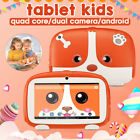 7'' Portable Tablet PC Quad Core 8GB HD Android Dual Camera WiFi For Kid Child