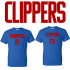 Los Angeles Clippers T-Shirt  Paul George#13 & Kawhi Leonard#2 on eBay