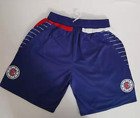 NEW!! Los Angeles Clippers mens Basketball Shorts blue pants on eBay