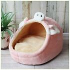 Pet Bed Dog House Kennel Doggy Warm Cushion Basket for Small Medium Dogs