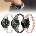 Bling Metal Watchband Strap Bracelet for Samsung Galaxy Gear S3 Classic/Frontier