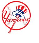 New York Yankees corn hole set of 2 decals ,Free shipping, Made in USA # on Ebay