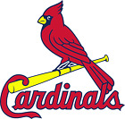 St Louis Cardinals  corn hole set of 2 decals ,Free shipping, Made in USA #1 on Ebay