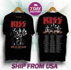Kiss 'End of the Road' World Tour Dates 2019 T-shirt image