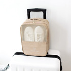 Portable Trolley Travel Shoe Bag Travel Waterproof Shoe Storage Bag Tote Pouch