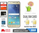 New Samsung Galaxy J5 J500 Black Gold White 16gb Android Smart Phone Unlocked Uk