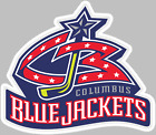 Columbus Blue Jackets Decal Sticker Choose Size 3M air release BUY 3 GET 1 FREE $2.95 USD on eBay