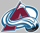 Colorado Avalanche NHL Decal Sticker Choose Size 3M air release BUY 3 GET 1 FREE $4.45 USD on eBay