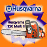 More images of Husqvarna 120 Mark II Petrol Chainsaw 14 14 Inch 38cc (Replaces the 236) Wood