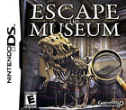 Escape the Museum - Nintendo DS Game Mill Video Game New