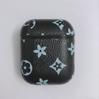 Dust Guard Case for AirPods Charging Stickers EarPods  Anti-Fall Leather Cover