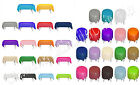 """Plastic Table Cover [54""""x108"""" Rectangle] or [84"""" Round] [Set of 24/60/240]"""
