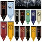 Game of Thrones Banner Flag House Stark Targaryen Decor Lannister Hanging Home D