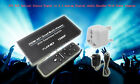 1080P 4x1 HDMI 4 Channel Quad Multi-Viewer Remote Control Switcher With Adapter