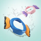 Safety Useful Seat Folding Portable Baby Potty Toilet Stool with 10 Toilet Bags  image