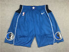 New Season Dallas Mavericks Blue Basketball Shorts Size: S-XXL on eBay