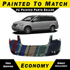 NEW Painted To Match - Front Bumper for 2008 2009 2010 Chrysler Town and Country  for sale